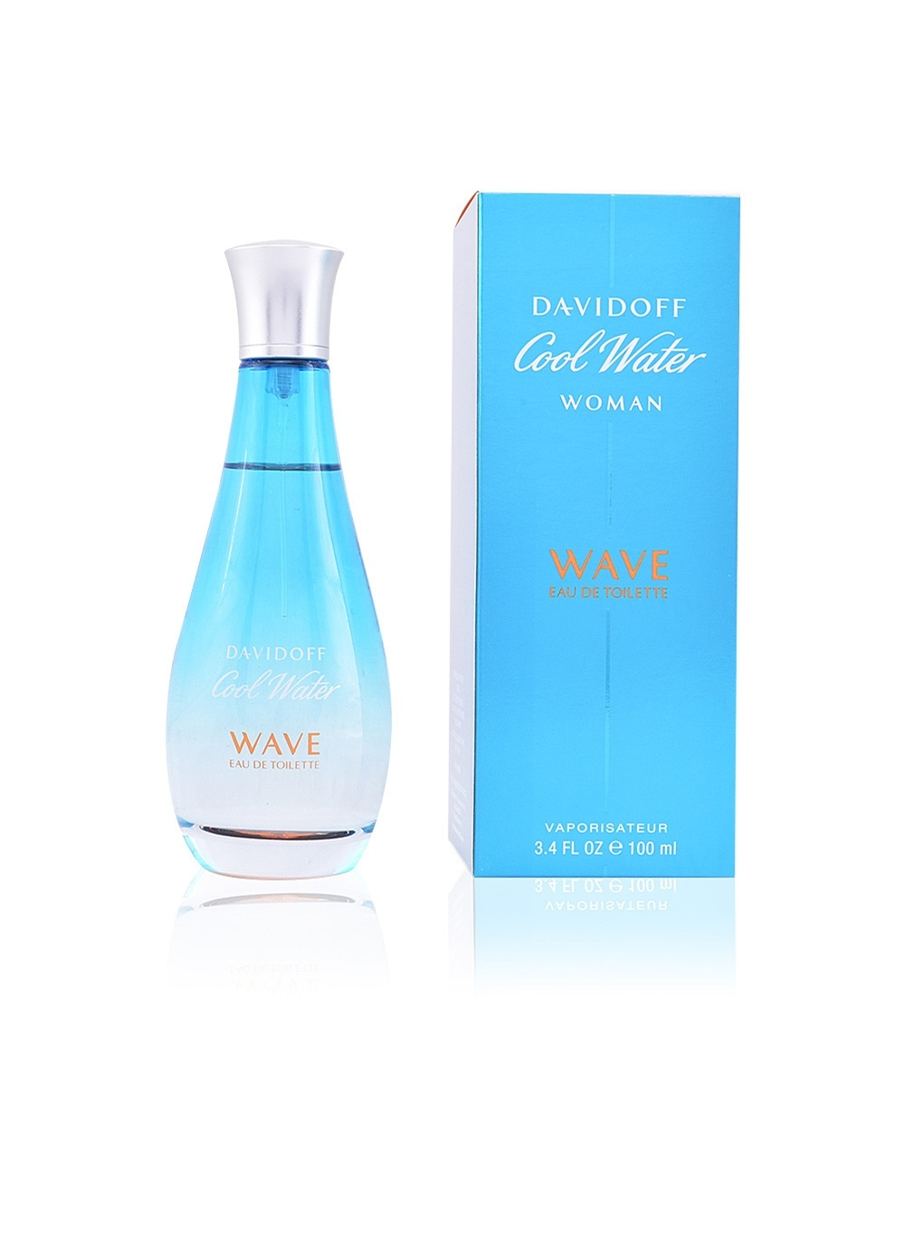 Kadın Davidoff Cool Water Wave Edt 100Ml Parfüm
